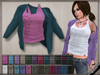 DN Mesh: Off-Shoulder Vest w HUD