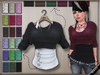 Slex layered top w hud