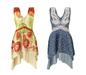 Boho style dress 1
