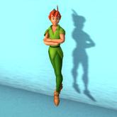 ARM - A Rigged Mesh - Peter Pan!