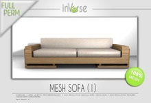 inVerse *MESH* sofa 1 for developers