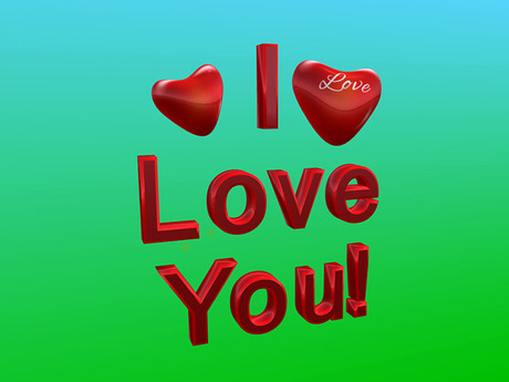 """Sign """"I Love You"""""""