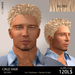 Hair CRUZ - Blond - REDGRAVE