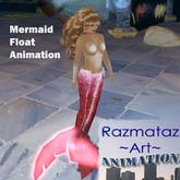 Mermaid float animation