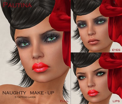 Pautina  ( Make-Up naughty ) FREE
