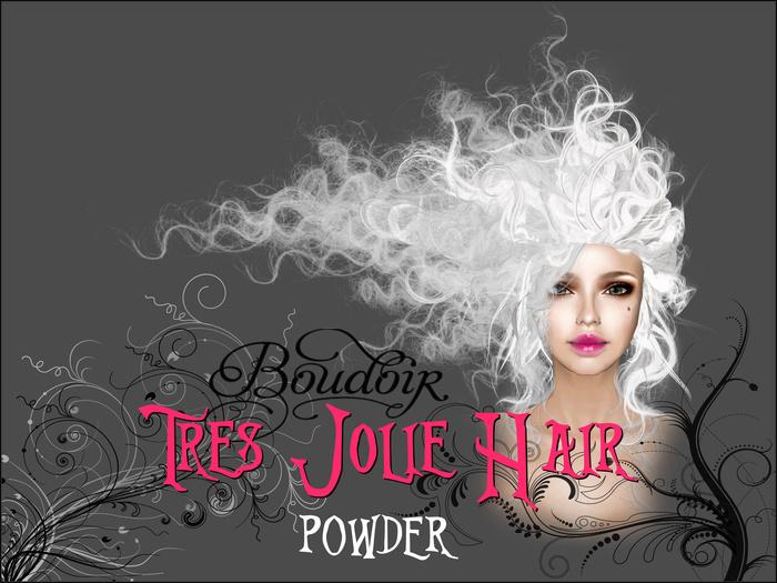 Tres Jolie Baroque Hair Powder