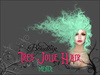 Tres Jolie Baroque Hair Baby Menta