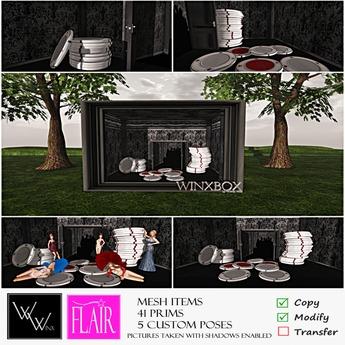 W. Winx/Flair- WinxBox - Royale Vendor