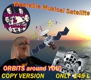 Telstar Musical Satellite