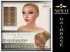 Amacci Hairbase Tattoos - Dark Blond