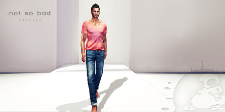 not so bad . mesh . JORIS jeans . demo
