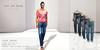 not so bad . mesh . JORIS jeans . full pack 1 . 4 colors