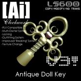 [Ai] Antique Doll Key