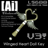 [Ai] Winged Heart Doll Key