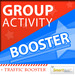 Group activity booster marketplace