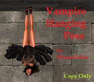 Hanging Vampire Pose (copy only)