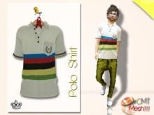 .::[NerdMonkey*Clothes] - [Polo Shirt colors]::.