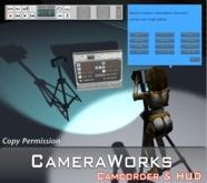CameraWorks PRO (HUD & CAMCORDER)