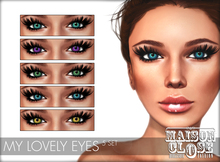 * Maison Close * My Lovely Eyes Set SPECIAL OFFERT
