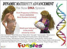 FUNSIES - DYNAMIC MATERNITY ADVANCEMENT - * LIMITED RELEASE SALE! *  DMA (boxed) 9/5