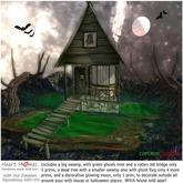 """Green Claw Swamp"" Add-on to Hut (Copy/Mod)"