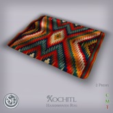 ".:SF:. ""Xochitl"" Handwoven Rug"