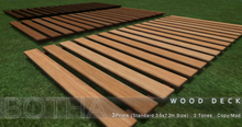 Botha Wood Deck