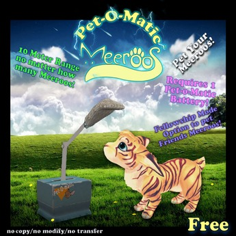 Pet-O-matic V1.1 BOXED FREE