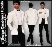 sf design casablanca tuxedo
