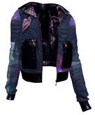ShuShu TREND IN LOVE leather jacket 3 - MESH jacket