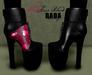 DADAbeiz :: JustBlack & Fishy Ankle Boots