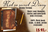 Not so secret diary   mesh  brown version vendor