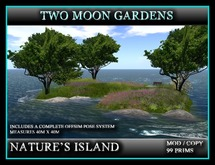 OFF SIM ~ NATURE'S ISLAND* WITH A MULTI POSE SYSTEM