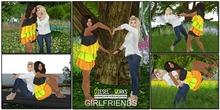 Diesel Works - GirlFriend Poses