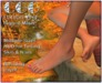 CGG Female Flat Bare Feet - Rigged Mesh with HUD & Blending Layer