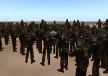 .:LAND:. Zombie Apocalypse