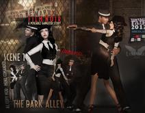 "[LA] LOSTANGEL:  ""Film Noir - The Dark Alley "" - Multipose"