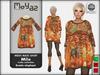 Mila Mesh Maxi Shirt ~ Trulla collection - erratic elephant