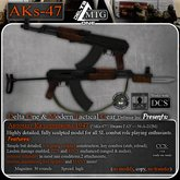 D1&MTG AK-47s 1.0 + RPCS/OSIRIS, CCS Enhanced +