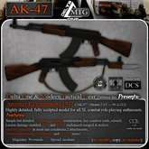 D1&MTG AK-47 1.0 + RPCS/OSIRIS, CCS Enhanced +