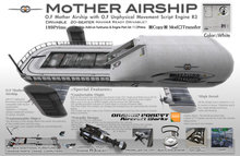 O.F Mother Airship (White)