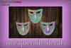 [croire] Masquerade Decals (Only 1 Prim - Wall Decor)