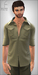 FATEwear Shirt -  Irwin Casual - Desert