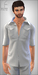 FATEwear Shirt -  Irwin Casual - Tundra