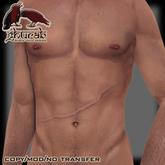 Scar Belly diagonal