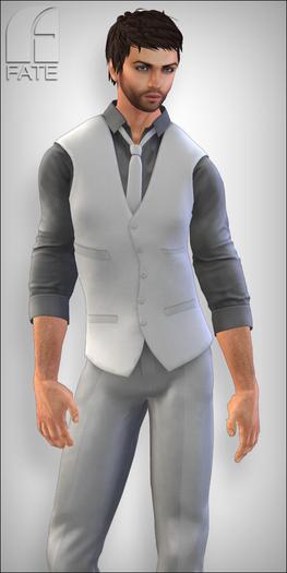FATEwear Suit - Willard - Tundra