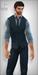 FATEwear Suit - Willard - Ocean