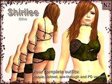Shirilee -Olive-