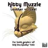 *~Ri!~* Felis Muzzle