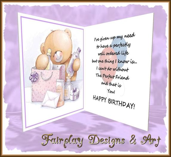 Fabulous Second Life Marketplace Fda Happy Birthday Perfect Friend Funny Birthday Cards Online Inifodamsfinfo